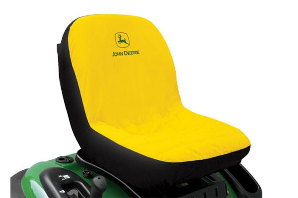John Deere | Protection | Medium Seat Cover Yellow