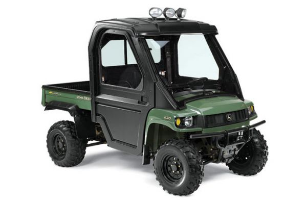 John Deere | Cabs | MD XUV/RSX860i OPS Poly Cab Options