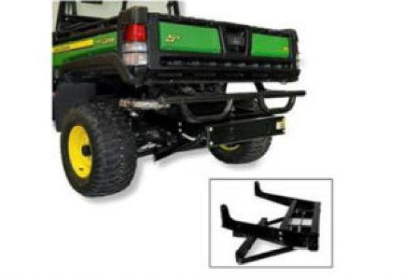 John Deere | Sprayers & Pressure Washers | Gator Spreader Hitch and Control