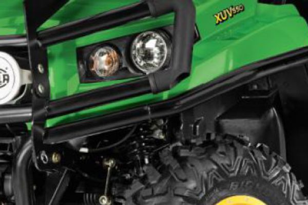 John Deere | Protection | Front Fender Guard
