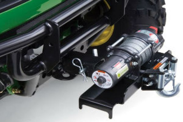 John Deere | Winches | Winch Mounting Kit (for winch ready vehicles)