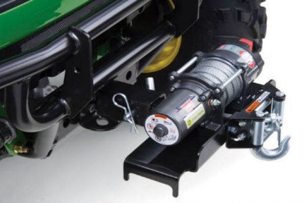 John Deere | Winch Mounting Kit (for non winch ready vehicles) | Model BM25587