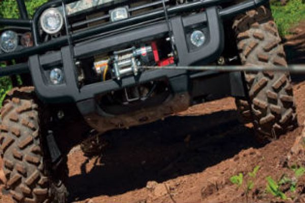 John Deere | Gator UV Attachments | Winches