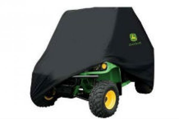 John Deere | Protection | Transportable Vehicle Cover, Cab/ROPS - Black