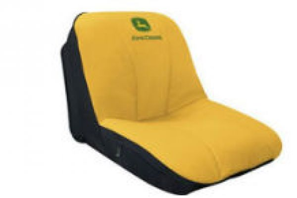 John Deere | Protection | Medium Deluxe Seat Cover Yellow