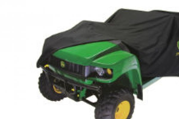 John Deere | Protection | Vehicle Cover, non Cab/ROPS - Black