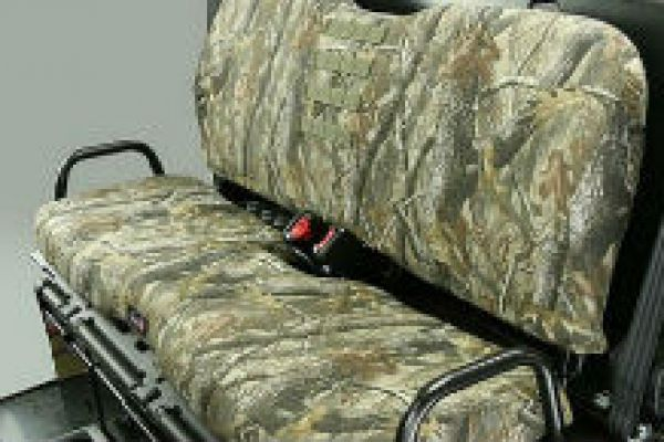 John Deere | Protection | Rear Bench Seat Cover