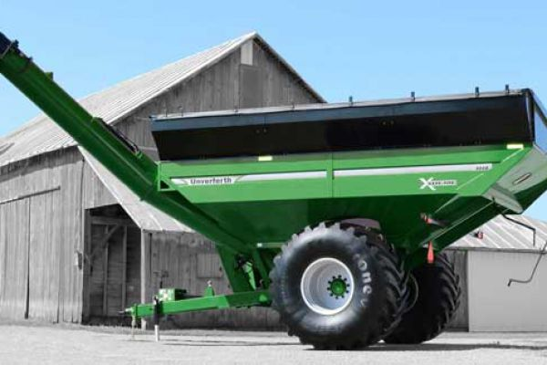 Unverferth | X-TREME Front-Fold Auger Grain Carts | Model 1319